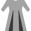 verwandelbares Kleid, nachhaltige Mode, zip your style, simple dress