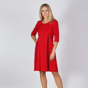 verwandelbares Kleid, simple dress, zip your style
