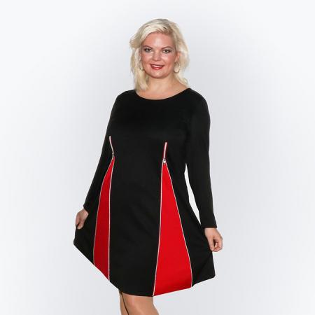 Simple Dress, das Kleid das mitwächst, verhandelbare Kleider, große Größen