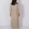 Simple Dress, zip your style, Maxikleid, Sommerkleid, nachhaltige Mode, made in Augsburg