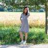 simple dress, zip your style, Maxikleid, nachhaltige mode, reißverschlusskleider, wandelbare mode, verhandelbare mode, wandelbare Kleider, verhandelbare Kleider